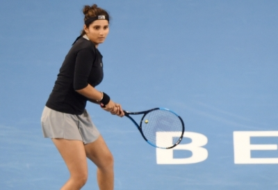 Sania loses in women's doubles 2nd round in Dubai