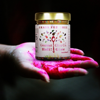 Indian-American Muslim entrepreneur launches 'Holi Ghee'
