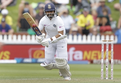 I look good as captain because everyone contributed: Rahane