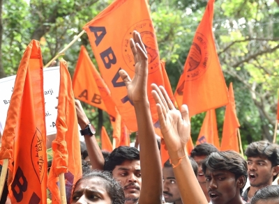 Left, ultra-Left sweep JU elections, ABVP 2nd in Engineering (Lead)