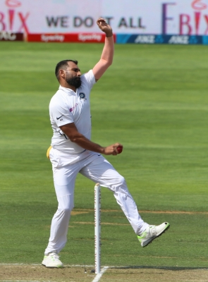 Its bench has shown the calibre of Indian team: Shami