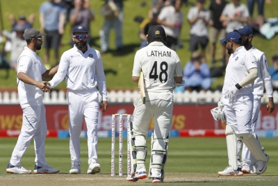 Ahead of Christchurch Test, India add 'turbo touch' in training drill