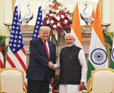 India-US partnership to combat Covid-19 resolutely