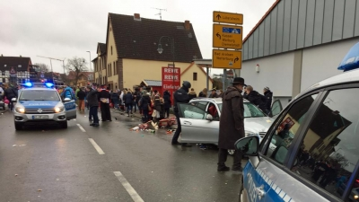 Number of injured in German carnival car attack reaches 52