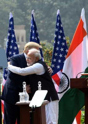 President Trump praises, thanks PM Modi profusely for HCQ