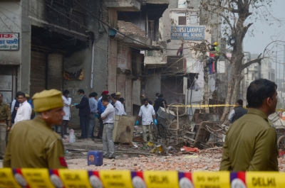 Delhi Police files two charge sheets in Delhi riots case