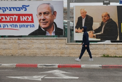 Netanyahu, Gantz make 'significant progress' in coalition talks