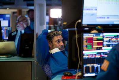 US stocks end mixed following jobless claims data