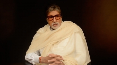 Amitabh Bachchan: Mine is a 'somehow managing to exist story' (IANS Interview)