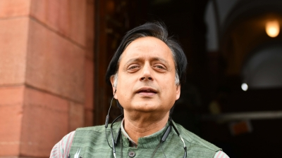 """Incorrigible"": Tharoor's tweet against TV channel makes BJP MP complain"