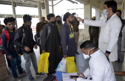507 new cases take J&K's Covid tally near 25K-mark