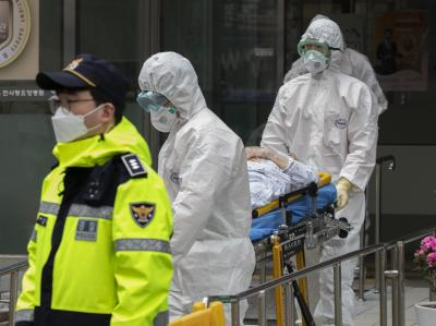 S.Korea reports 39 more COVID-19 cases, 11,629 in total