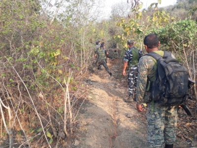 Maoist extremist nabbed in CRPF-police operation