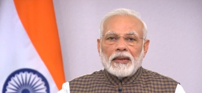 PM hails Assam, Tripura men's enterprise, humanity (Lead)