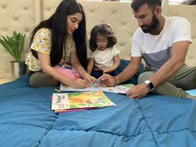 Stay home like the Pujara family, says BCCI