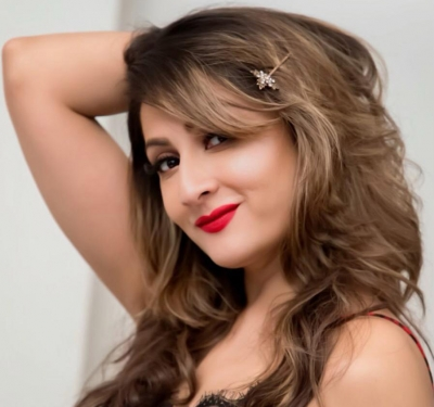 Urvashi Dholakia launches her chat show