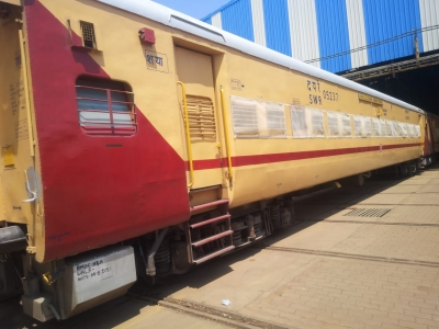 SWR flags off first export NMG rake to B'desh from B'luru