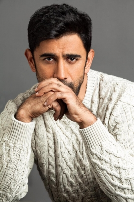 Amit Sadh: Mentally, I'm always on the footpath
