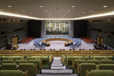 UNSC fails to adopt resolution to extend Iran arms embargo
