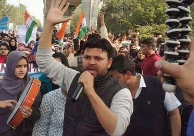 Delhi Riots: Jamia student released on parole to sit for exams