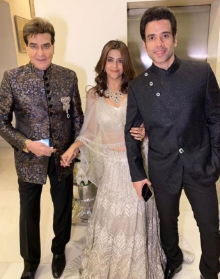 Jeetendra on son Tusshar: I was not even 1 per cent of what he is as a father
