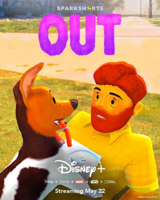 Pixar unveils its first gay lead character in animation genre