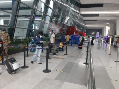 IGIA Terminal-2 to resume operations from Oct 1