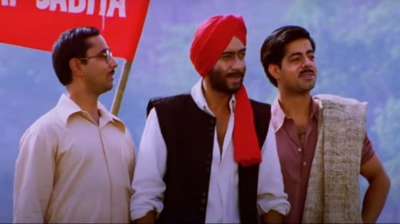 Ajay Devgn's 'Des mere' song gets special edition