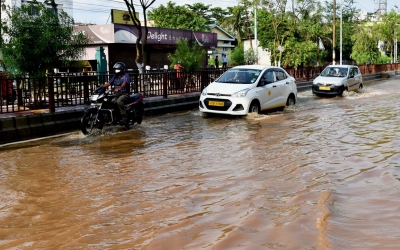 3 killed, 2.50 lakh affected in floods, landslides in NE states