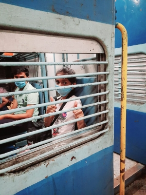 7 Karnataka special trains ferry 10,954 migrants home
