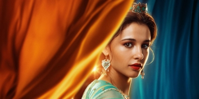 Naomi Scott would love to play Disney villain