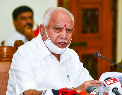 Yediyurappa to work from home as staffers test positive (Lead)
