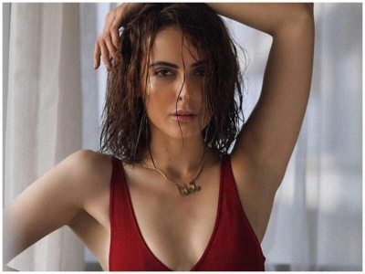Intimate scenes on screen will change post COVID-19 says Mandana Karimi