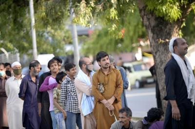 Islamabad reports highest single-day Covid-19 cases