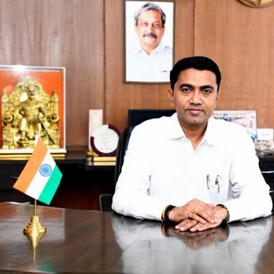 Goa to reopen tourism sector: CM Pramod Sawant (IANS Exclusive)
