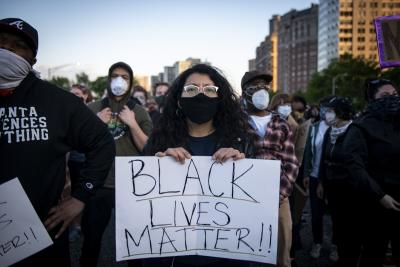 Mass 'Black Lives Matter' protests held in Australia