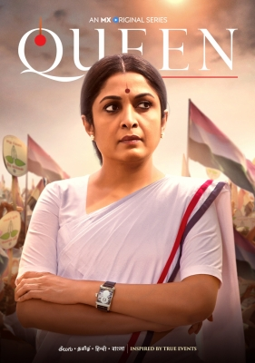 Ramya Krishnan: 'Queen' season 2 to have more action, thrilling content