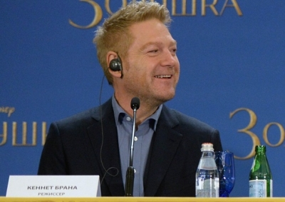 Kenneth Branagh: New normal won't be abnormal