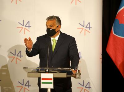 Hungarian PM justifies new restrictions
