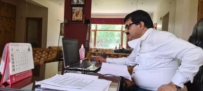 Himachal minister, his wife test Covid positive