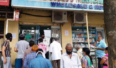 110 K'taka pharmacies lose licences for withholding data