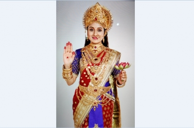 Paridhi Sharma to play Maa Vaishnodevi