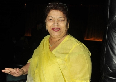 Choreographer Saroj Khan passes away after cardiac arrest at 71 (3rd Ld)