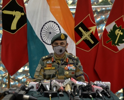 'Around 300 terrorists waiting in launch pads to infiltrate into India'