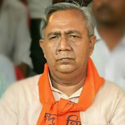 Hindu Samhati leader Tapan Ghosh died of Covid-19