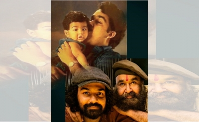 Mohanlal on son Pranav's b'day: My little man is not so little any more