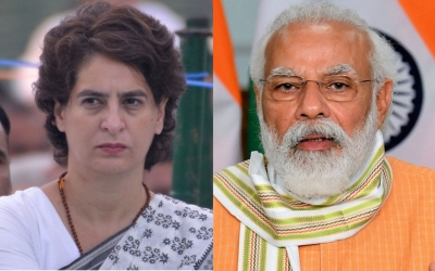 PM allows Priyanka Gandhi's request to stay on in Lutyens' bungalow for some time (IANS Special)