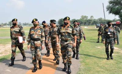 Army chief reviews operational preparedness in Punjab