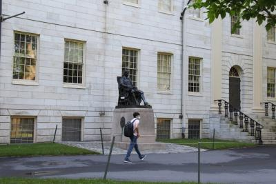 Harvard introduces Covid-19 vax requirement for students