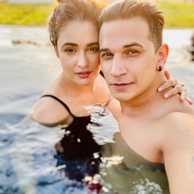 Yuvika, Prince Narula in a music video of love and grief
